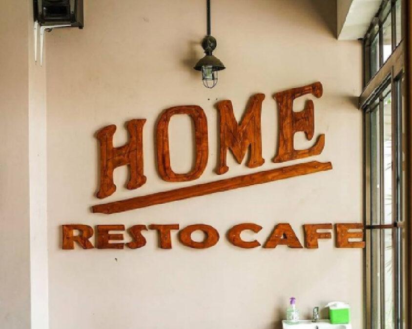 HOME CAFE & RESTO